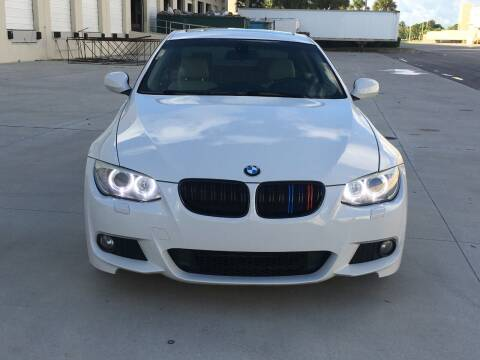 2013 BMW 3 Series for sale at EUROPEAN AUTO ALLIANCE LLC in Coral Springs FL