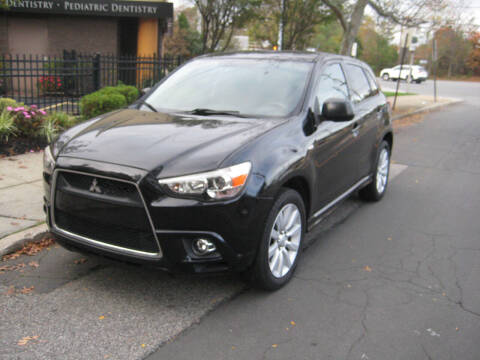 2011 Mitsubishi Outlander Sport for sale at Top Choice Auto Inc in Massapequa Park NY
