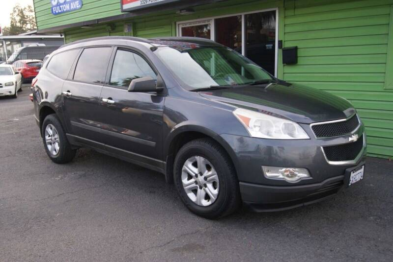 2012 Chevrolet Traverse for sale at Amazing Choice Autos in Sacramento CA