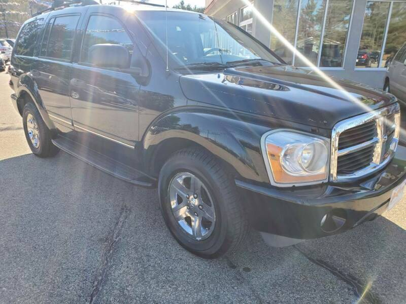 2005 Dodge Durango for sale at Extreme Auto Sales LLC. in Wautoma WI