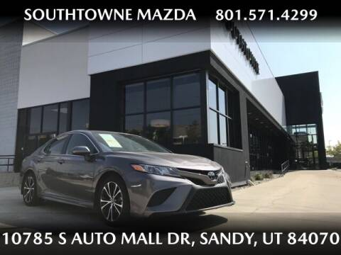 2019 Toyota Camry for sale at Southtowne Mazda of Sandy in Sandy UT