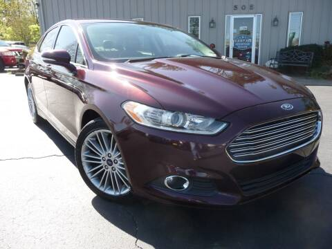 2013 Ford Fusion for sale at Wade Hampton Auto Mart in Greer SC
