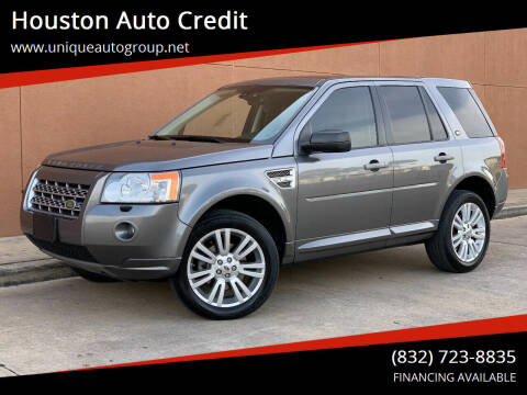 2010 Land Rover LR2 for sale at Houston Auto Credit in Houston TX