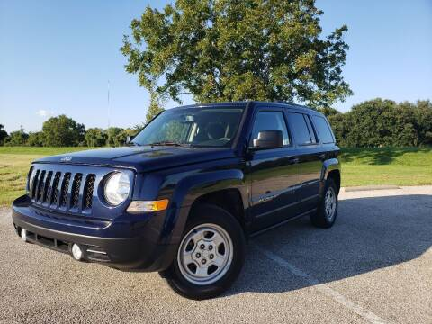 2017 Jeep Patriot for sale at Laguna Niguel in Rosenberg TX