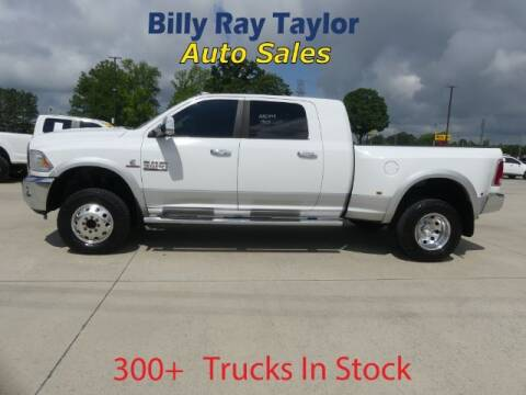 2013 RAM Ram Pickup 3500 for sale at Billy Ray Taylor Auto Sales in Cullman AL