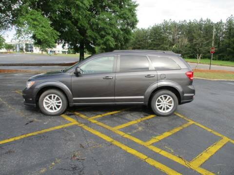 2016 Dodge Journey for sale at A & P Automotive in Montgomery AL