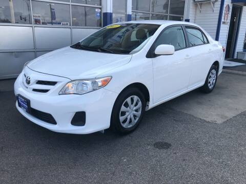 2011 Toyota Corolla for sale at Jack E. Stewart's Northwest Auto Sales, Inc. in Chicago IL