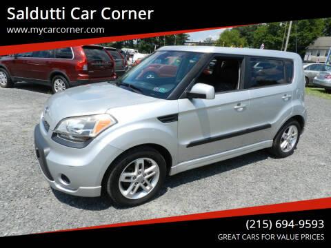 2011 Kia Soul for sale at Saldutti Car Corner in Gilbertsville PA