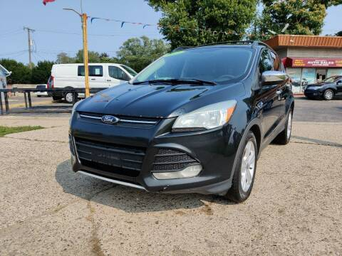 2013 Ford Escape for sale at Lamarina Auto Sales in Dearborn Heights MI