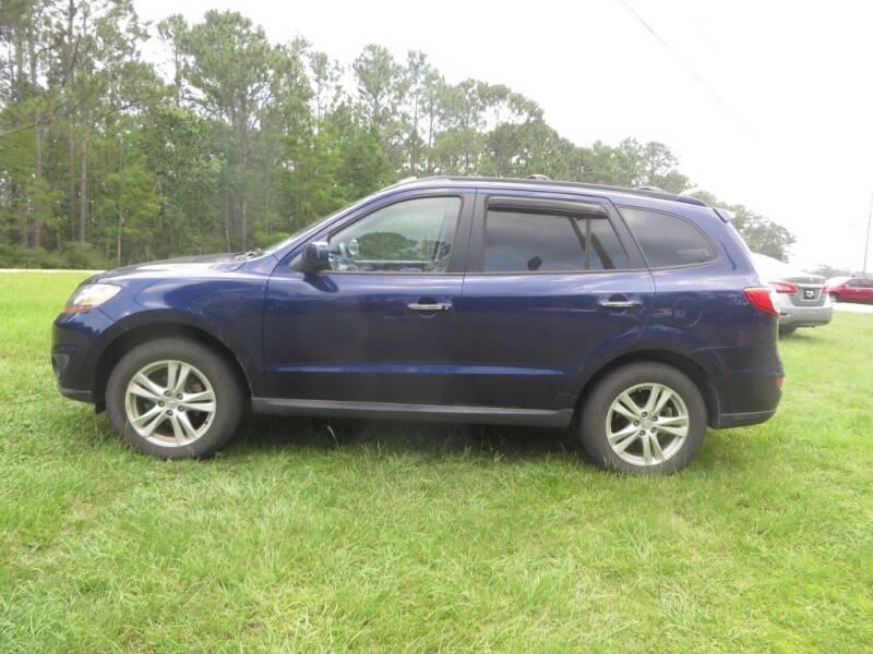 2010 Hyundai Santa Fe for sale in Pensacola, FL
