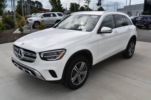 2020 Mercedes-Benz GLC for sale at PHIL SMITH AUTOMOTIVE GROUP - MERCEDES BENZ OF FAYETTEVILLE in Fayetteville NC