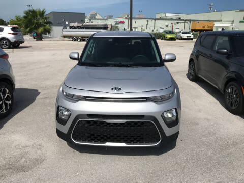 2021 Kia Soul for sale at Key West Kia in Key West FL