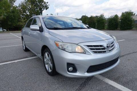 2013 Toyota Corolla for sale at Womack Auto Sales in Statesboro GA