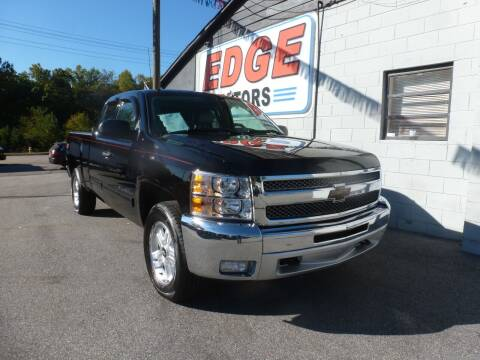 2012 Chevrolet Silverado 1500 for sale at Edge Motors in Mooresville NC
