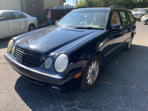 2002 Mercedes-Benz E-Class for sale at Diana Rico LLC in Dalton GA
