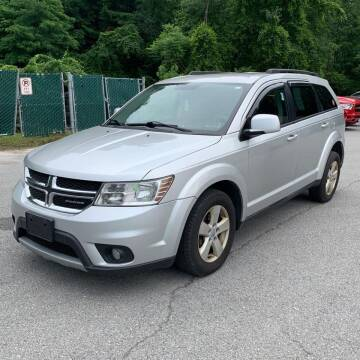 2012 Dodge Journey for sale at MBM Auto Sales and Service in East Sandwich MA