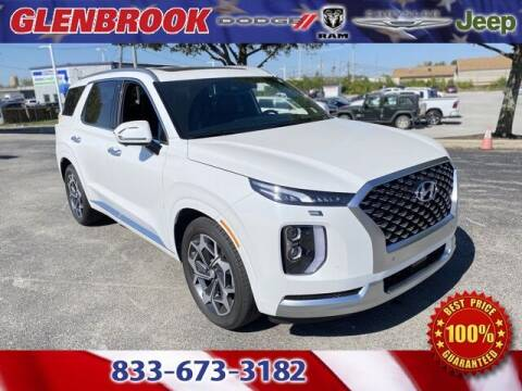 2021 Hyundai Palisade for sale at Glenbrook Dodge Chrysler Jeep Ram and Fiat in Fort Wayne IN