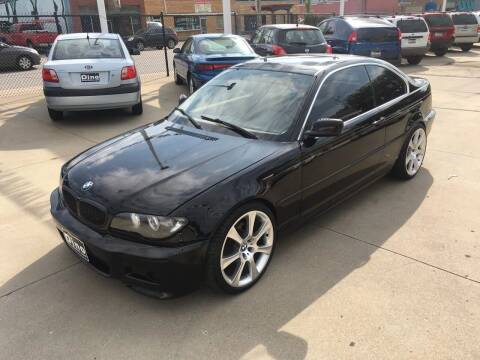 2004 BMW 3 Series for sale at Dino Auto Sales in Omaha NE