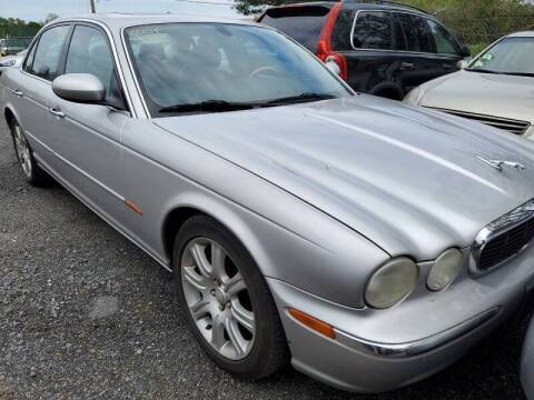 2004 Jaguar XJ-Series for sale at M & M Auto Brokers in Chantilly VA