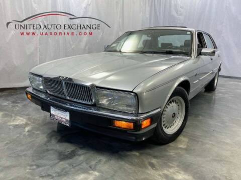 1990 Jaguar XJ-Series for sale at United Auto Exchange in Addison IL