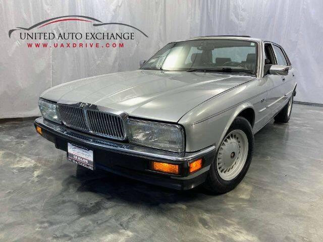 1990 Jaguar XJ-Series for sale at United Auto Exchange in Addison IL