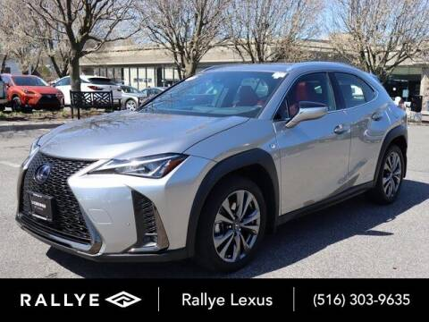 2019 Lexus UX 250h for sale at RALLYE LEXUS in Glen Cove NY