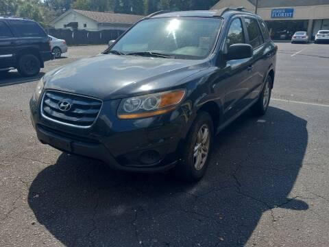 2011 Hyundai Santa Fe for sale at Auto Mart - Dorchester in North Charleston SC