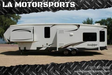 2014 Forest River SANDPIPER for sale at LA MOTORSPORTS in Windom MN