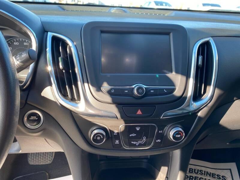 2018 Chevrolet Equinox 4x4 LT 4dr SUV w/1LT - Idaho Falls ID