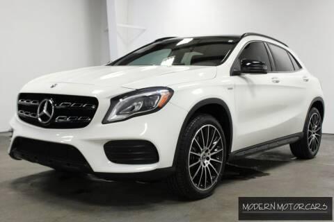 2018 Mercedes-Benz GLA for sale at Modern Motorcars in Nixa MO