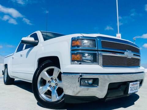 2015 Chevrolet Silverado 1500 for sale at Bay Cars R Us in San Jose CA
