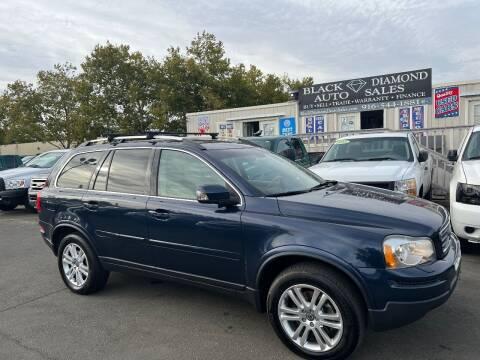 2012 Volvo XC90 for sale at Black Diamond Auto Sales Inc. in Rancho Cordova CA