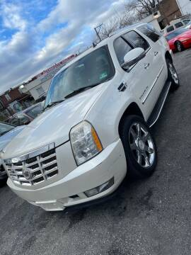 2008 Cadillac Escalade ESV for sale at GM Automotive Group in Philadelphia PA