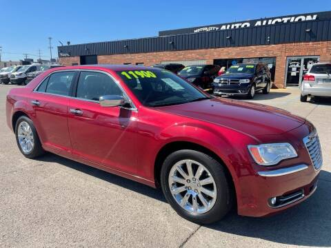 2012 Chrysler 300 for sale at Motor City Auto Auction in Fraser MI