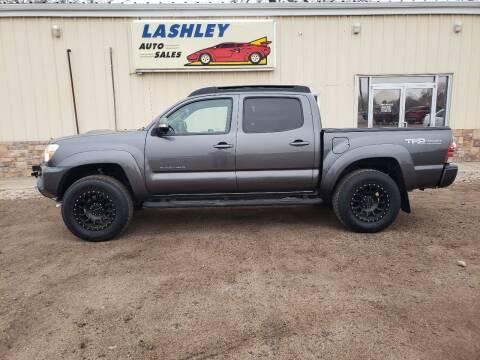 2014 Toyota Tacoma for sale at Lashley Auto Sales in Mitchell NE