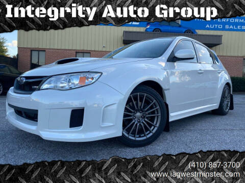 2014 Subaru Impreza for sale at Integrity Auto Group in Westminister MD
