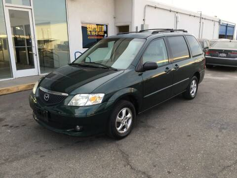 2002 Mazda MPV for sale at Safi Auto in Sacramento CA