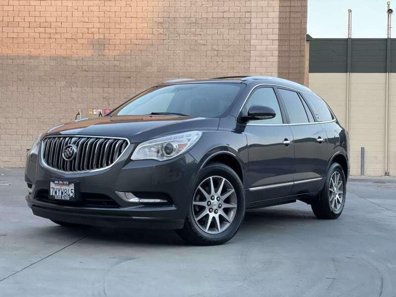 2014 Buick Enclave for sale at ELITE AUTOS in San Jose CA