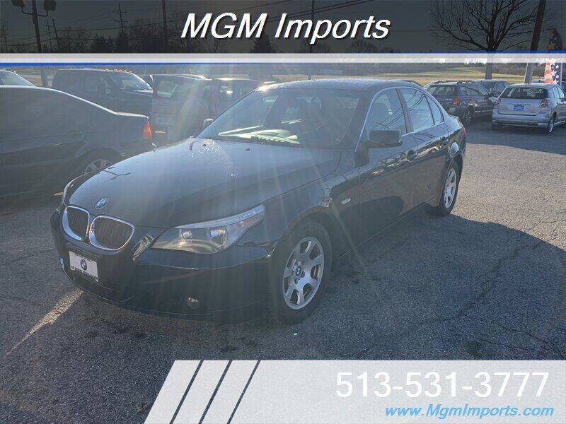 2004 BMW 5 Series for sale at MGM Imports in Cincinnati OH