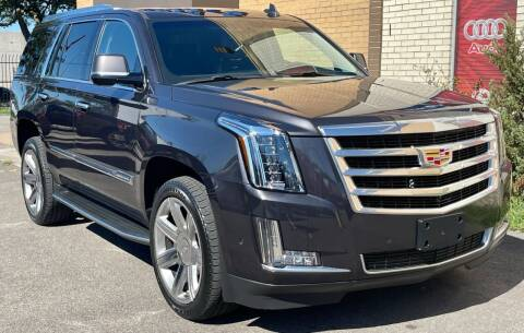 2017 Cadillac Escalade for sale at Auto Imports in Houston TX