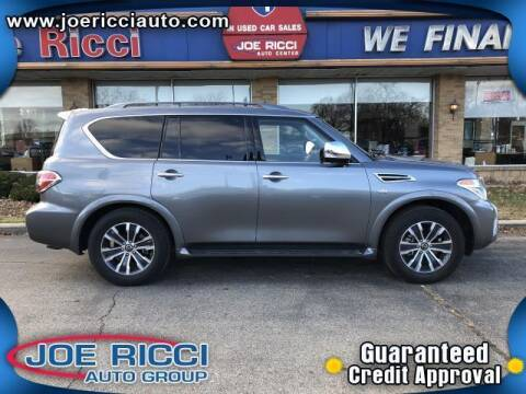 2020 Nissan Armada for sale at Mr Intellectual Cars in Shelby Township MI