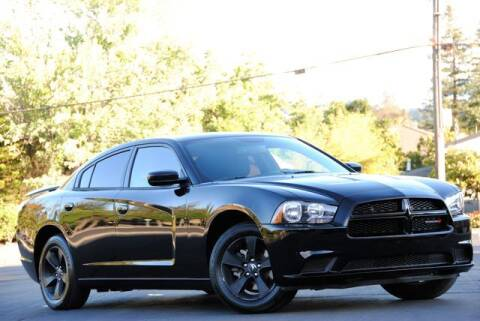 2014 Dodge Charger for sale at VSTAR in Walnut Creek CA