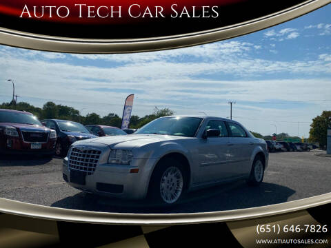 2007 Chrysler 300 for sale at Auto Tech Car Sales in Saint Paul MN