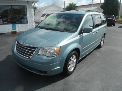 2009 Chrysler Town and Country for sale at Morelock Motors INC in Maryville TN