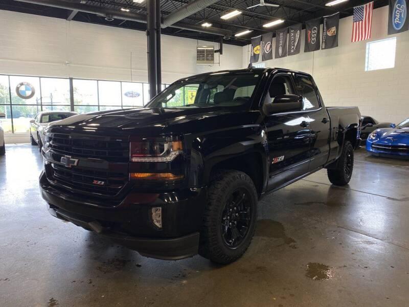 2019 Chevrolet Silverado 1500 LD for sale at CarNova in Sterling Heights MI
