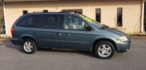 2006 Dodge Grand Caravan for sale at 220 Auto Sales LLC in Madison NC