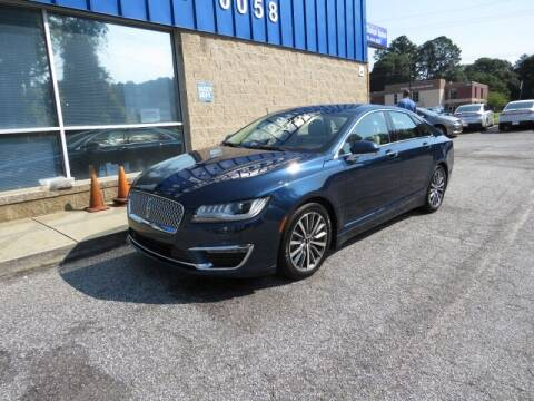 2017 Lincoln MKZ for sale at Southern Auto Solutions - 1st Choice Autos in Marietta GA