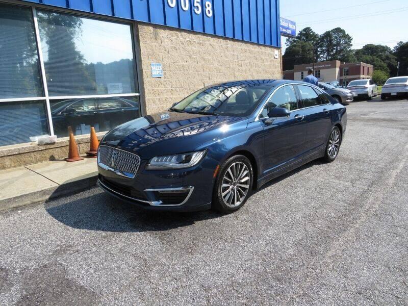 2017 Lincoln MKZ for sale in Smyrna, GA