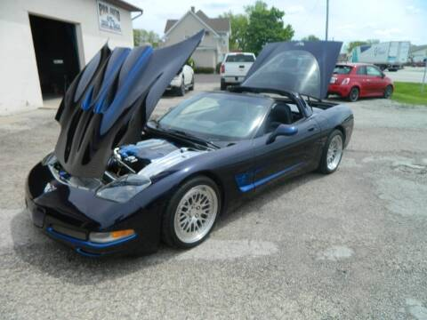 1999 Chevrolet Corvette for sale at Pro Auto Sales in Flanagan IL