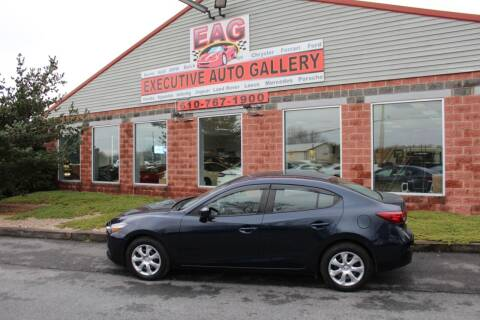2017 Mazda MAZDA3 for sale at EXECUTIVE AUTO GALLERY INC in Walnutport PA
